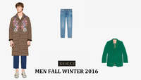 Men Fall Winter 2016