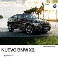 Ficha Técnica BMW X6 xDrive50iA M Sport Automático 2017