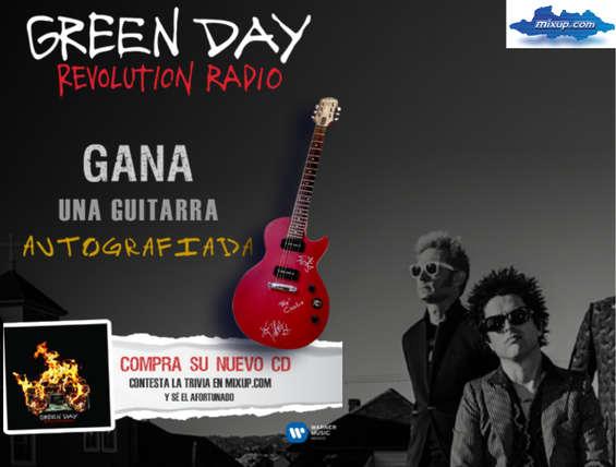 Ofertas de Mix Up, Green Day