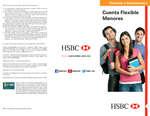 Ofertas de HSBC, Cuenta Flexible Menores