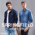 Ofertas de Springfield, Always Denim
