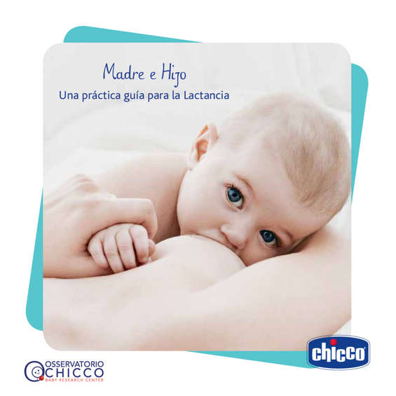 Ofertas de Chicco, Guia de lactancia natural