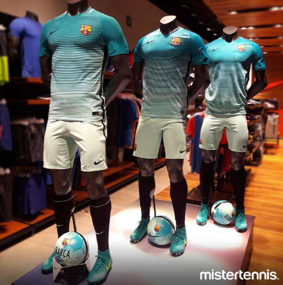 Ofertas de Mister Tennis, 3er jersey barcelona