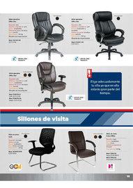 Sillas de oficina cat logos ofertas y tiendas donde for Sillas para oficina office max