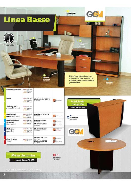 Muebles de oficina en villahermosa cat logos ofertas y for Ofertas muebles de oficina