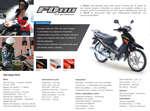 Ofertas de Suzuki Motos, FD 110