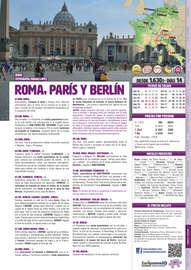 Circuitos Europeos hasta 15 días
