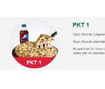 Ofertas de Benedettis, Paquetes Benedetti´s Pizza