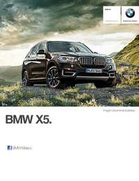 Ficha Técnica BMW X5 xDrive35iA Automático 2017