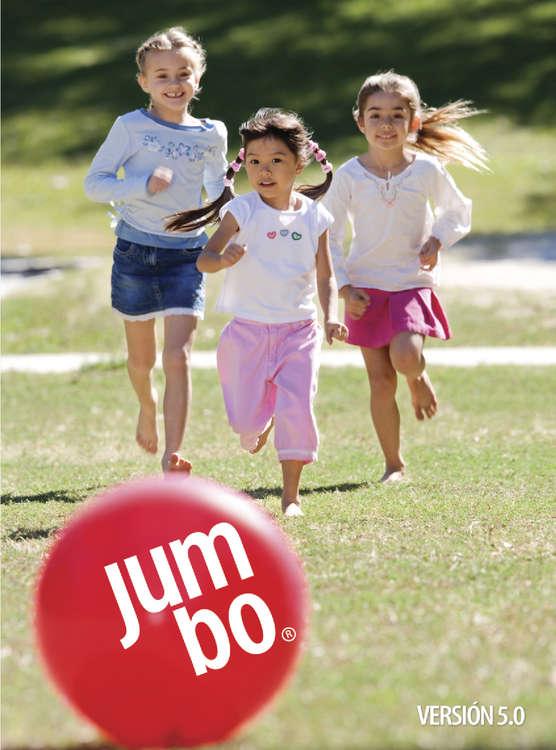 Ofertas de Jumbo, Jumbo catálogo 2015