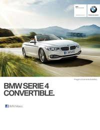 Ficha Técnica BMW 430iA Convertible Sport Line Automático 2017