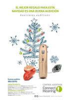 Ofertas de Connect Hearing, El mejor regalo para esta Navidad