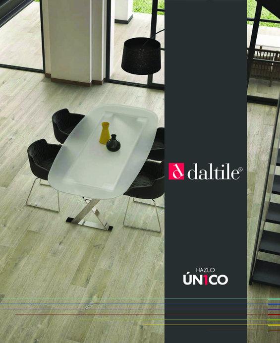 Ofertas de Daltile, Catálogo 2015