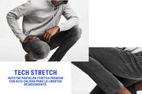 The new science of stretch - Hombre