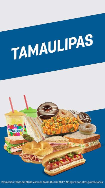 Ofertas de 7-Eleven, Abarrotes Tamaulipas