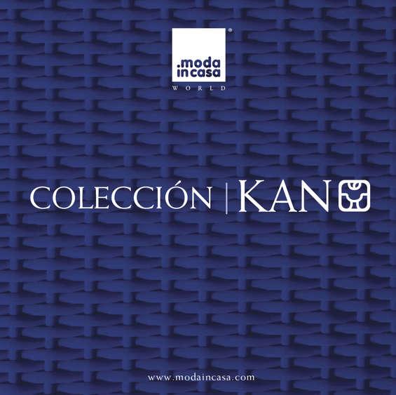 Ofertas de Moda In Casa, Colección KAN