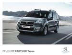 Ofertas de Peugeot, Partner Tepee