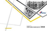 Cemento Portland Compuesto Blanco 30RB