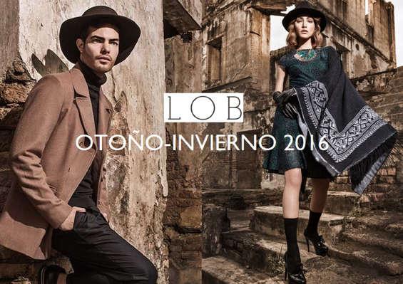 Ofertas de LOB, Otoño-Invierno 2016