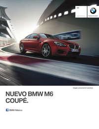 Ficha Técnica BMW M6 Coupé Competition Edition Automático 2017