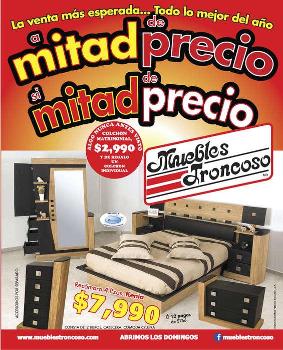 Muebles troncoso ofertas cat logos y folletos ofertia for Saga falabella muebles de sala ofertas