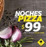 Ofertas de California Pizza Kitchen, Promociones Especiales California Pizza Kitchen