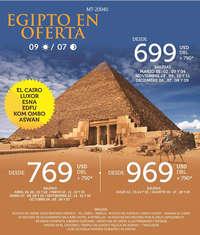 Egipto en Oferta