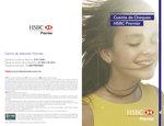 Ofertas de HSBC, Cuenta de cheques Premier