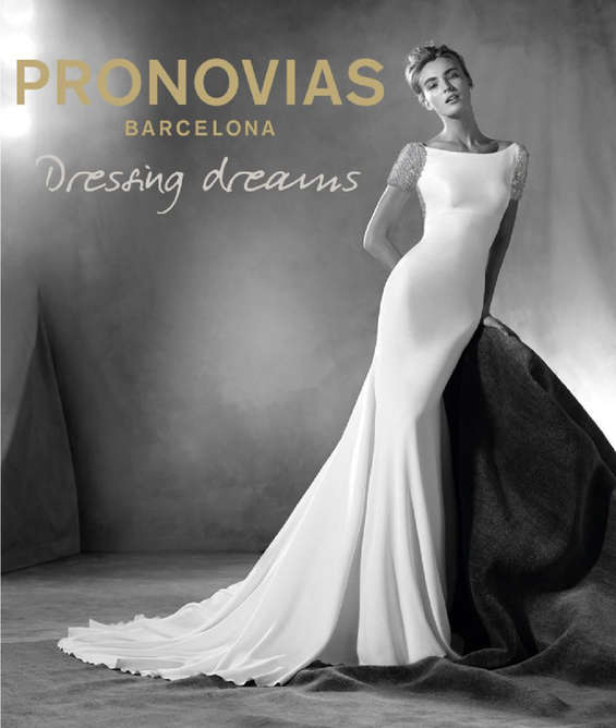 Ofertas de Pronovias, Alta costura