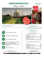 Ofertas de Petra Viajes, 7 Destinos Fantásticos