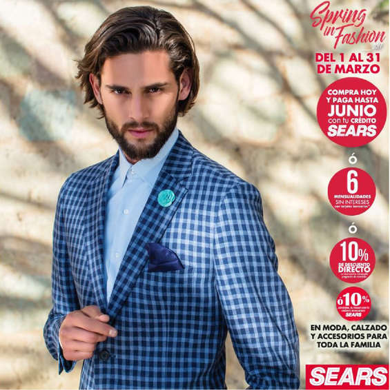 Ofertas de Sears, Spring Fashion