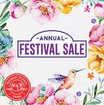 Ofertas de Natural Scents, Festival Sale