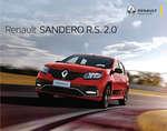 Ofertas de Renault, Sandero R.S 2.0