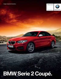 Ficha Técnica BMW 220iA Coupé Automático 2017