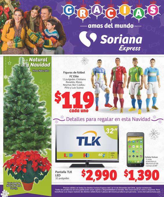 Ofertas de Soriana Express, Gracias amas del mundo