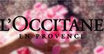 Ofertas de L'Occitane, Promociones del mes