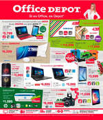 Ofertas de Office Depot, Folleto noviembre