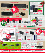 Ofertas de Office Depot, Folleto noviembre