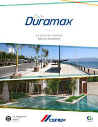 Concreto Duramax
