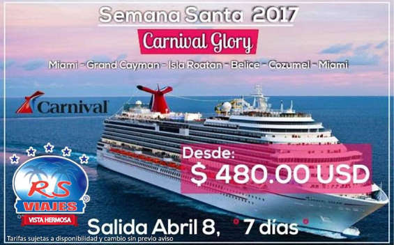 Ofertas de RS Viajes, Semana Santa 2017