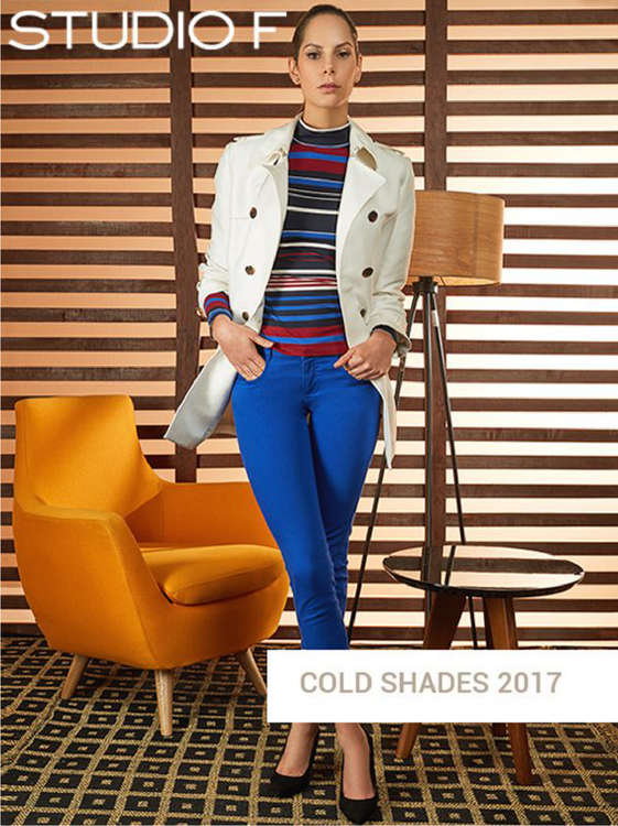 Ofertas de Studio F, Cold Shades 2017