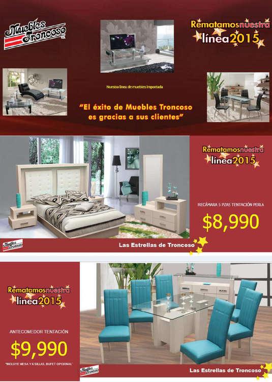 muebles troncoso ofertas cat logos y folletos ofertia