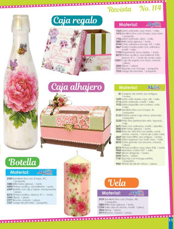 Ofertas de Fantasías Miguel, Revista 114