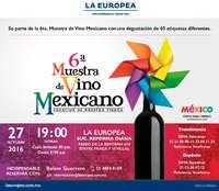 6a Muestra de Vino Mexicano