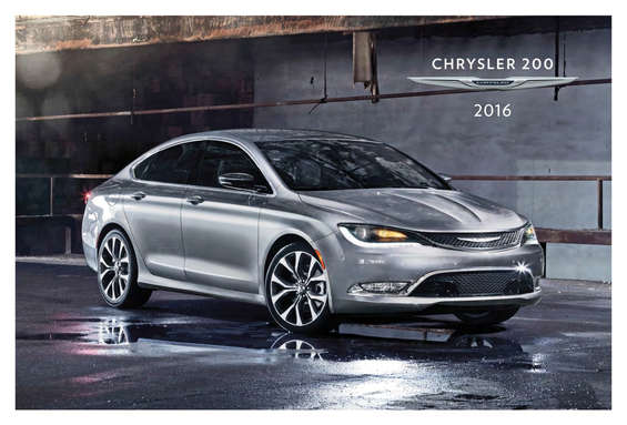 Ofertas de Chrysler, 200 2016