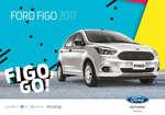 Ofertas de Ford, figo hatchback 2017