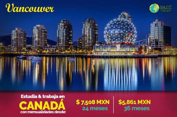 Ofertas de Enjoy Languages, Vancouver