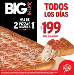 Ofertas de Pizza Hut, Big hut