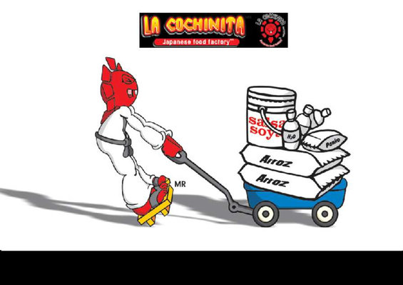 Ofertas de La Cochinita, Menú La Cochinita
