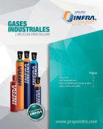 Ofertas de Infra, Gases industriales y mezclas para soldar
